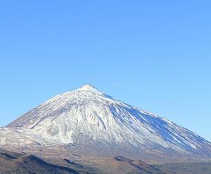 Mont Teide à Tenerife