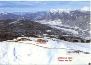 Ski à Samoens, Flaine, Morillon, Les Carroz …