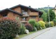 3 pièces appartement à Saint Gervais les Bains sur le Mont-Blanc proche de la cure