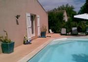 Maison 8 places avec piscines privée à Marseillan Ville