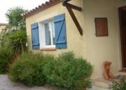 tres belle villa dans village calme proche de Perpignan