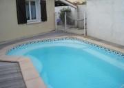 BARCARES : villa tt confort avec piscine privée –  400 m plageb