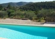 Maison sud Ardèche piscine privée 6/8 pers
