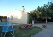 maison de vacances à barbentane avec piscine