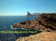 Location saisonnière Studio à La Ciotat