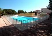 Fréjus 2 pièces résidence fermée/piscine/pétanque